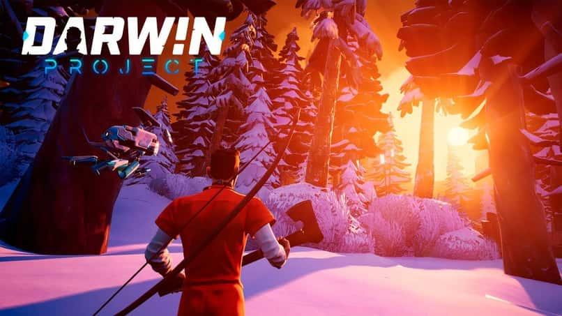 videojuego darwin project