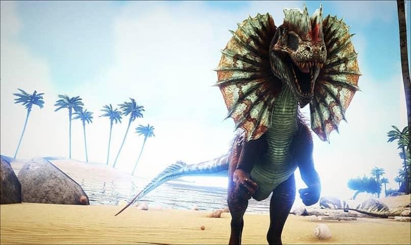 dinosaurio veloz sigiloso
