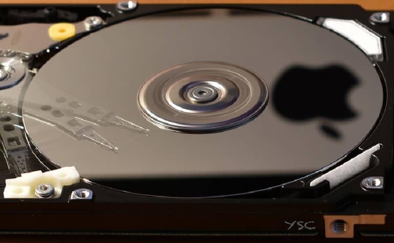 borrando archivos en disco duro