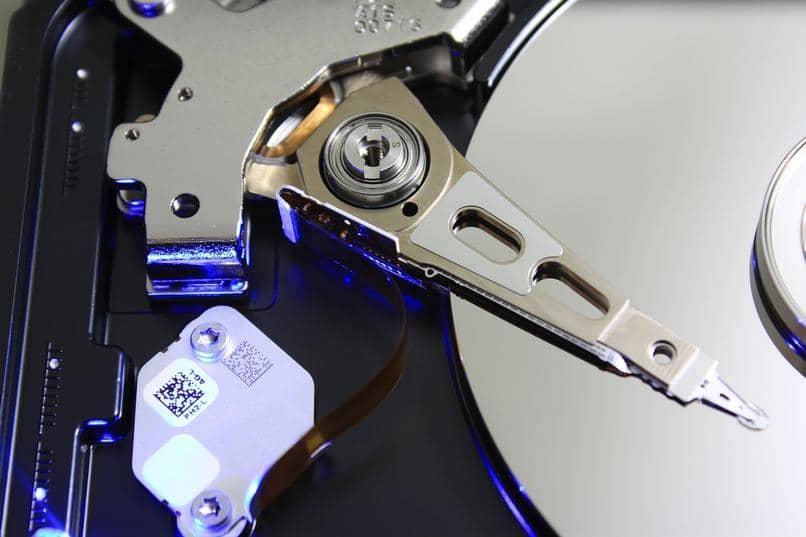 unidad almacenamiento disco duro