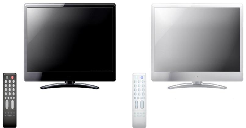 dos smart tv listos para modificar su configuracion por el menu oculto