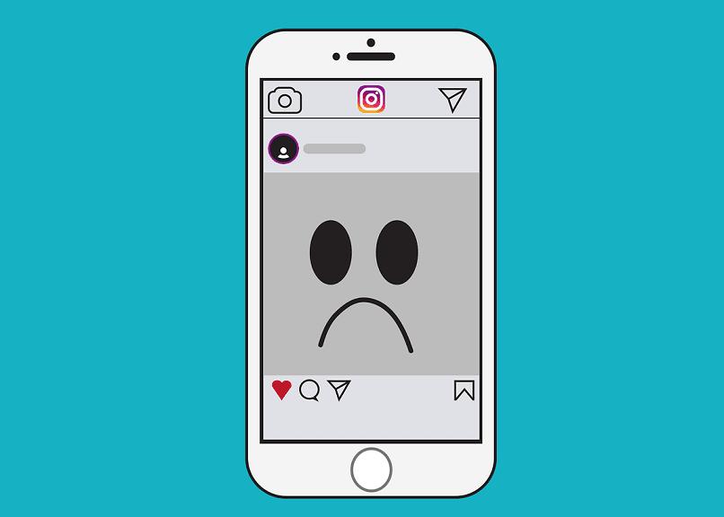 problema con tu solicitud en instagram