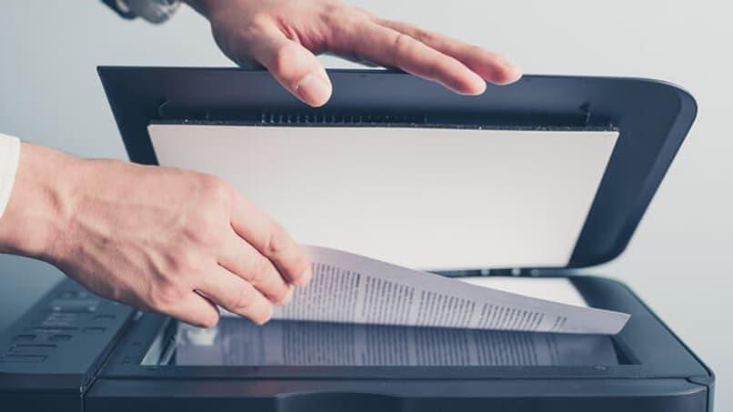 escanear un documento