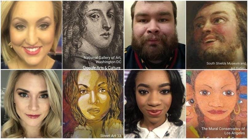 herramientas de la aplicacion google arts and culture