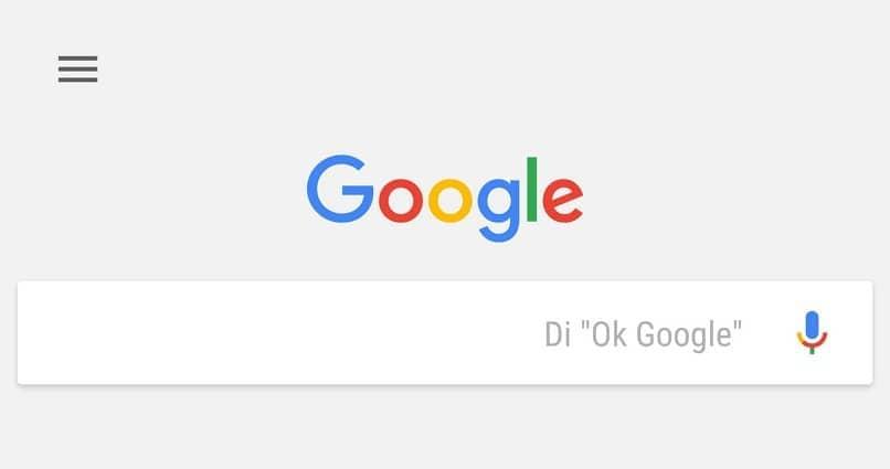 google chrome microfono decir ok google