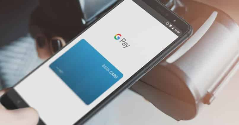 telefono con google pay