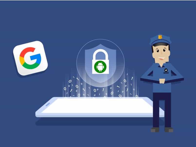 desactivarlo google play protect