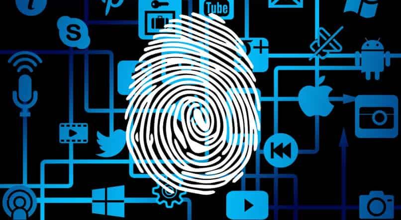 eliminar huella rastro digital