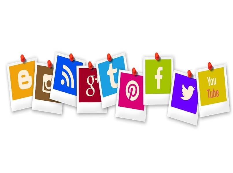 logo de redes sociales
