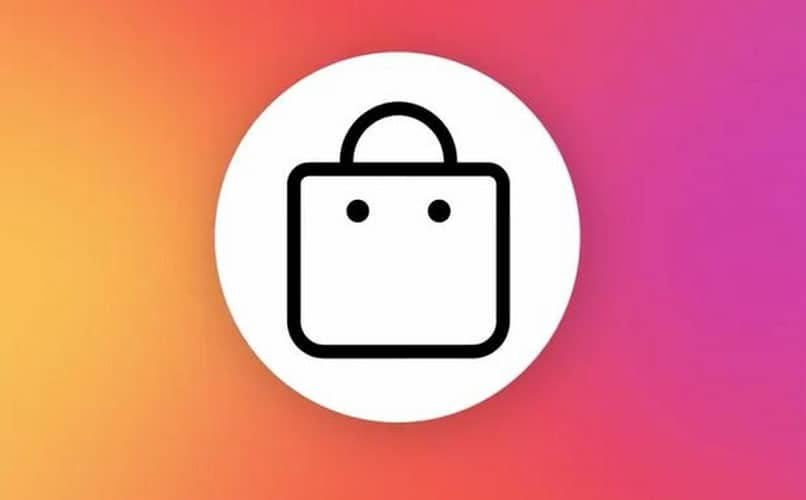icono shopping instagram