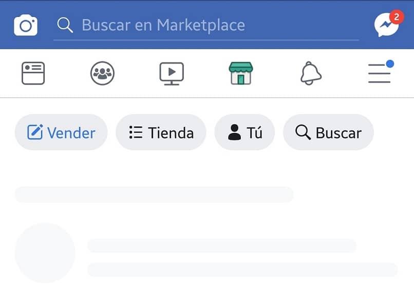 buscador del marketplace de facebook