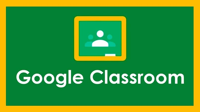 plataforma google classroom pizarra verde