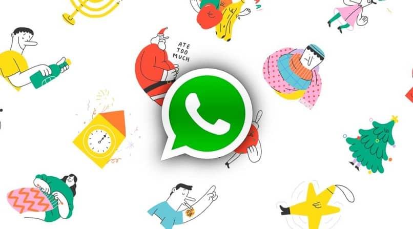 stickers whatsapp icono