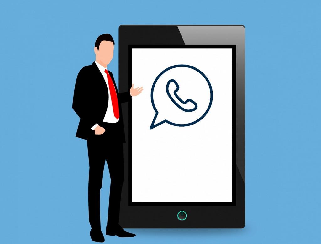 Cómo añadir o cambiar en WordPress el icono de teléfono por uno de WhatsApp con enlace al chat