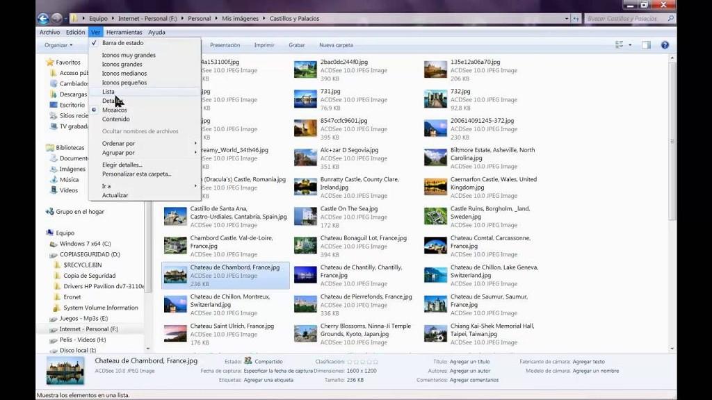 Cómo Seleccionar Varios Archivos o Carpetas a la Vez en Windows