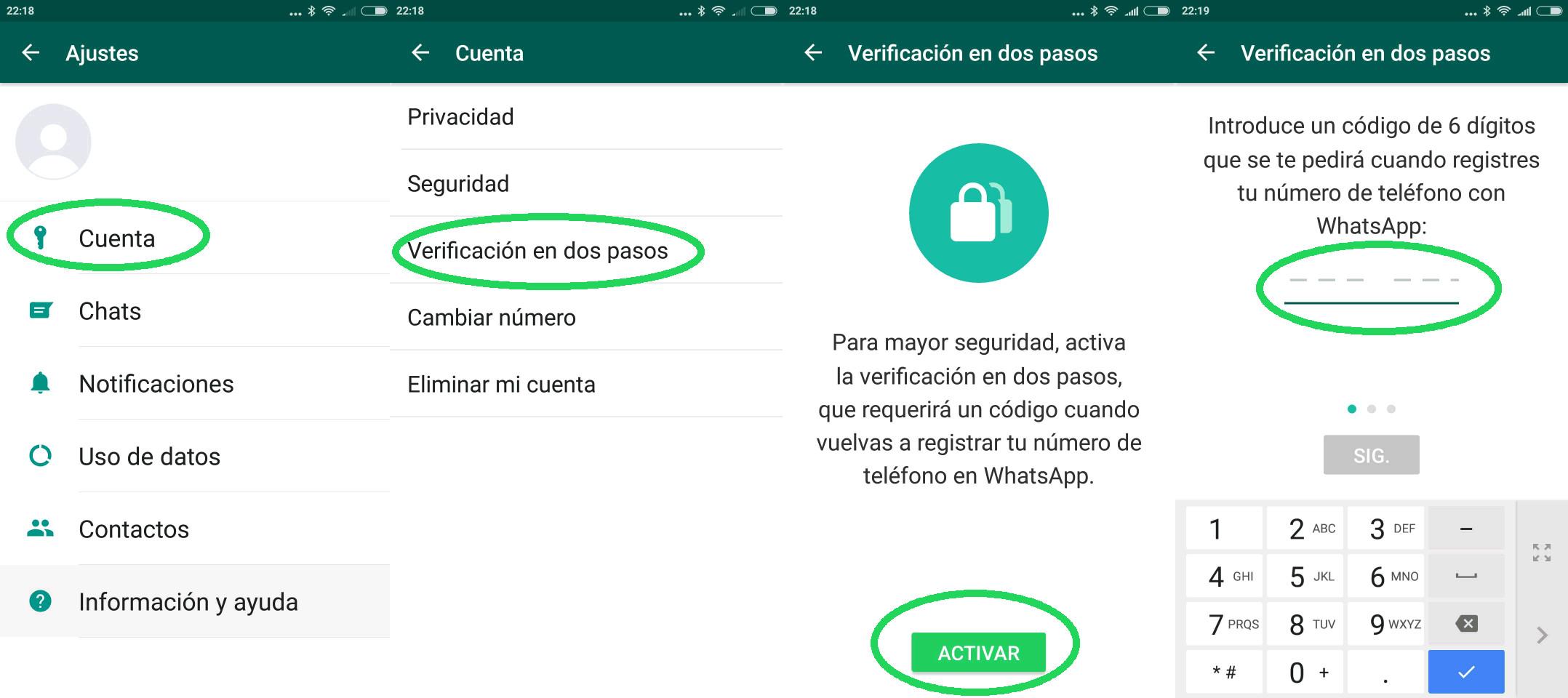 Cómo Activar una Cuenta de WhatsApp sin Número de Teléfono ni SIM - Muy Fácil   Mira Cómo Se Hace