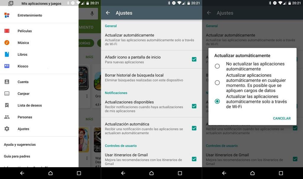 Cómo desactivar las actualizaciones automáticas de Instagram en cualquier móvil