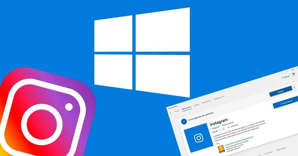 Cómo obtener la última actualización de Instagram en Windows 10