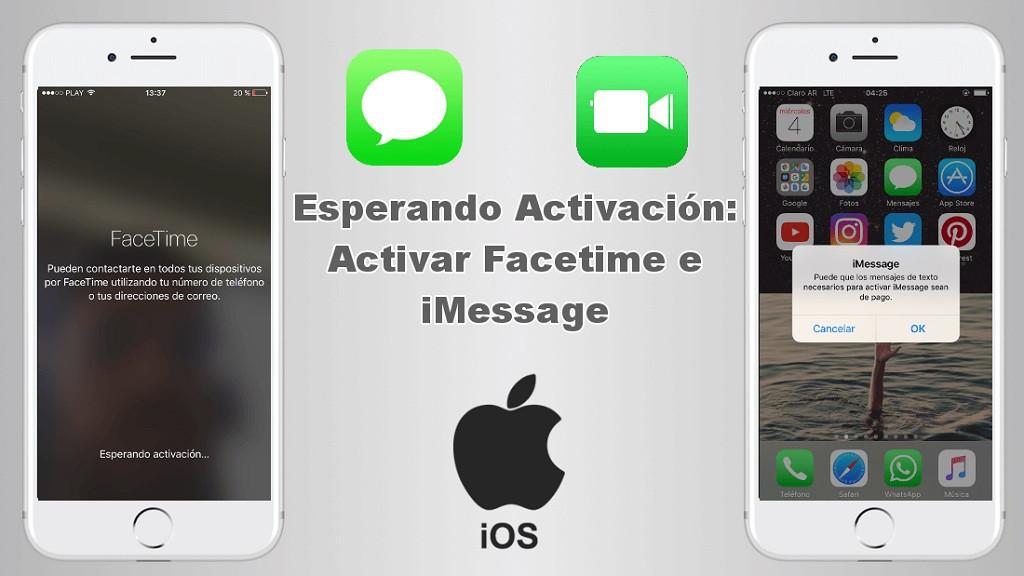 ¿Por qué Facetime se queda esperando activacion?