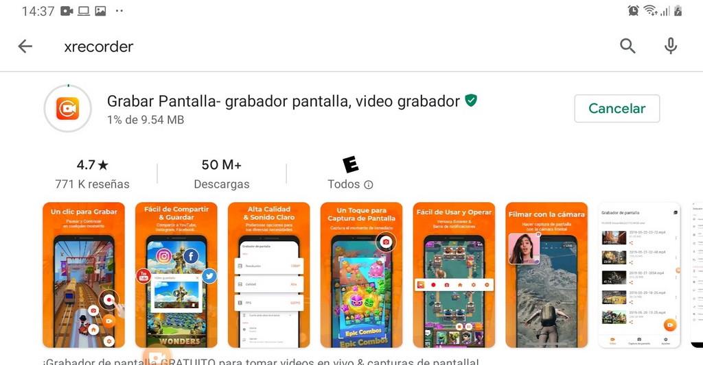 Cómo grabar la pantalla en mi celular Huawei Android - Paso a Paso