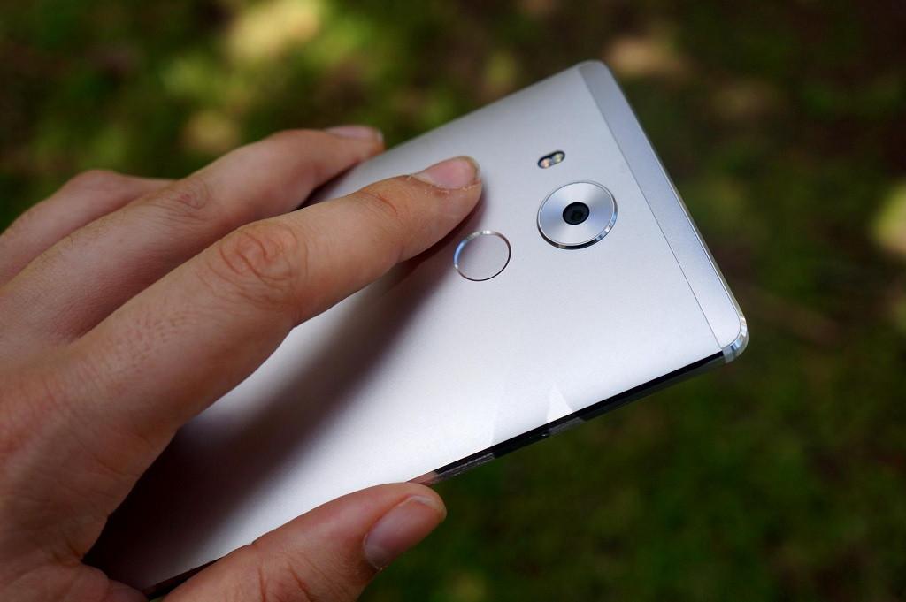 Cómo Tomar Fotos o Grabar Videos con el Sensor de Huella Digital en Huawei