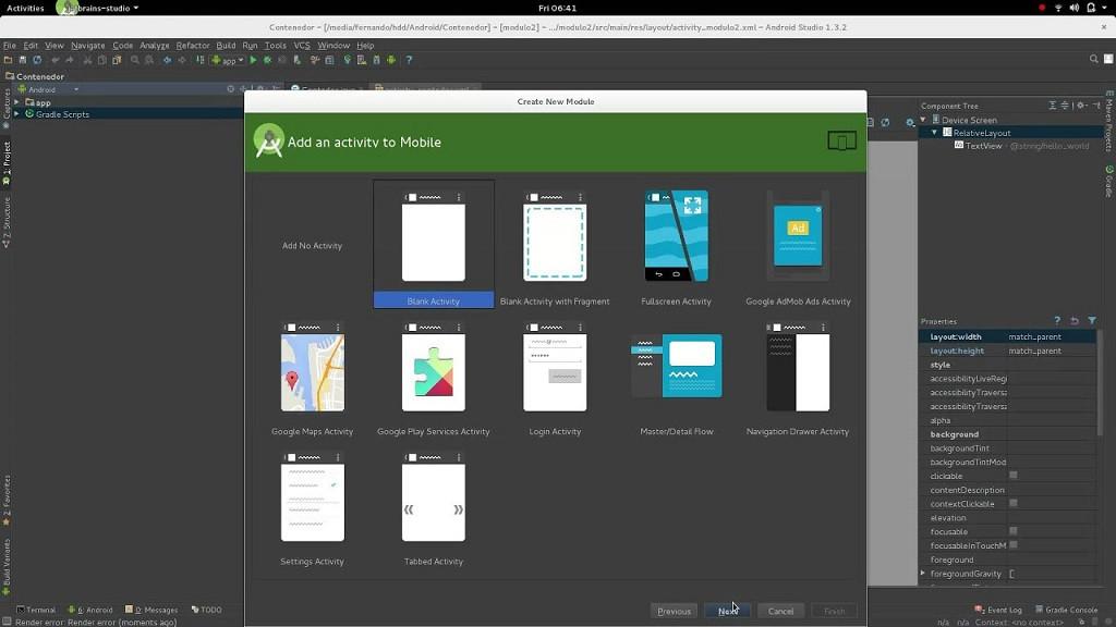 Cómo Agregar Librerías Utilizando un Archivo .Jar o Gradle en Android Studio