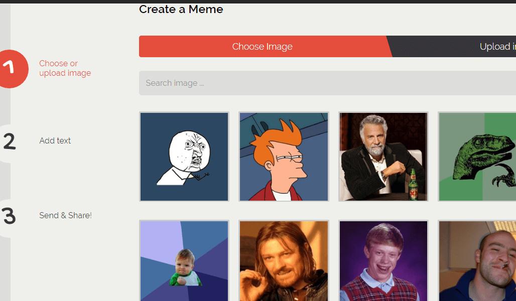¿Cómo crear memes divertidos personalizados gratis usando un generador Online?