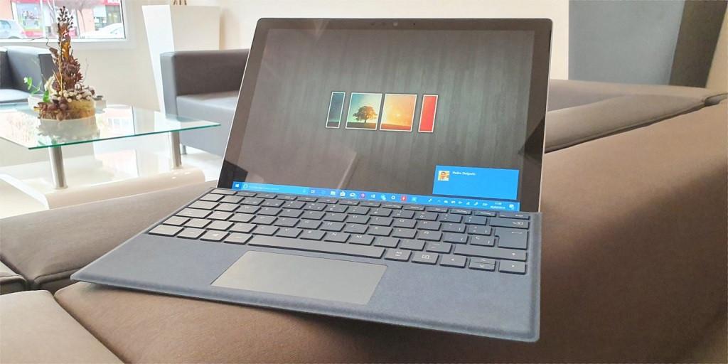 ¿Cómo Hacer Captura de Pantalla en la Laptop Microsoft Surface? -Paso a Paso