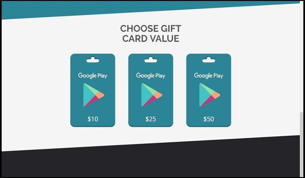 ¿Cómo recuperar el código de mi tarjeta de regalo de Google Play?