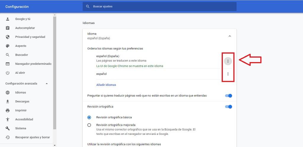 ¿Cómo Agregar un Diccionario al Navegador Google Chrome Gratis?