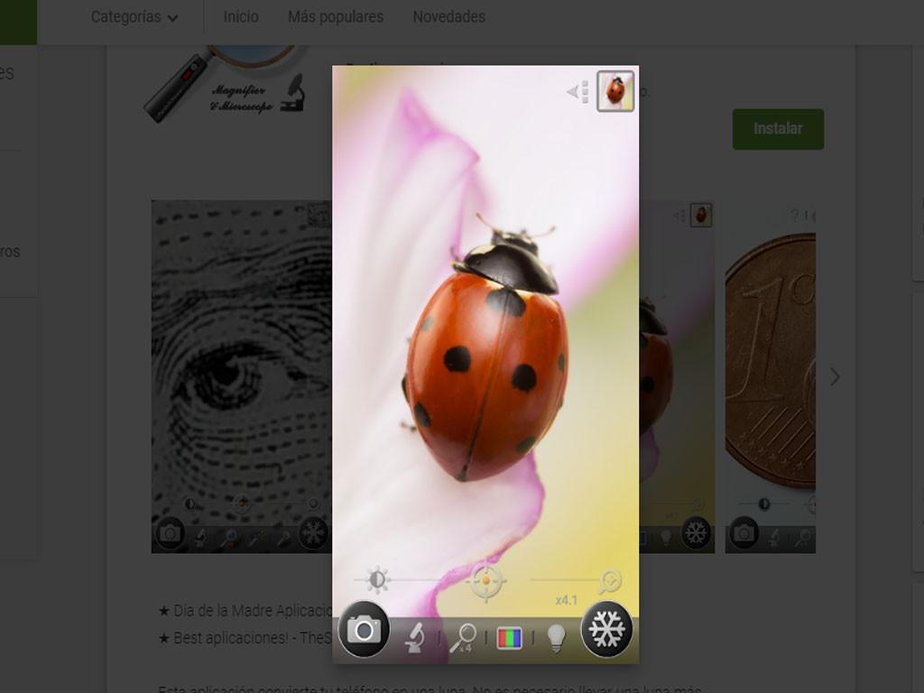 Cómo Usar y Convertir mi Celular Android como un Microscopio