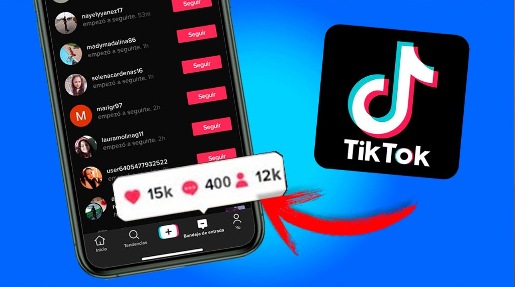 Como obter seguidores reais no TikTok de graça