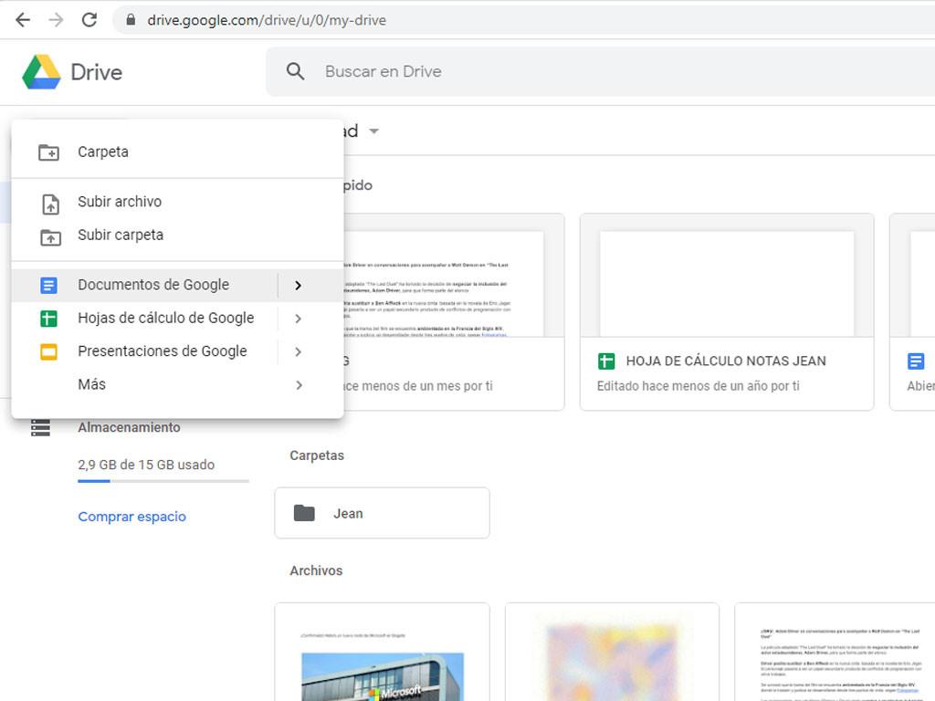 Cómo insertar, recortar y editar imágenes en los documentos en Google Docs