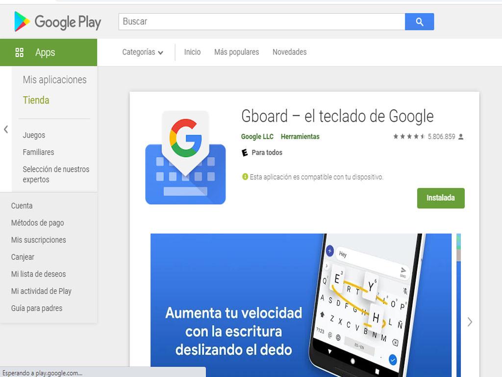 Cómo hacer búsquedas en Google desde el teclado Gboard fácilmente