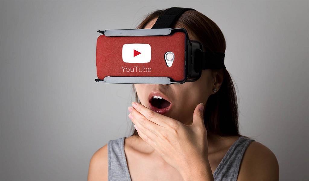 ¿Cómo ver vídeos 360 de realidad virtual en YouTube con gafas VR?