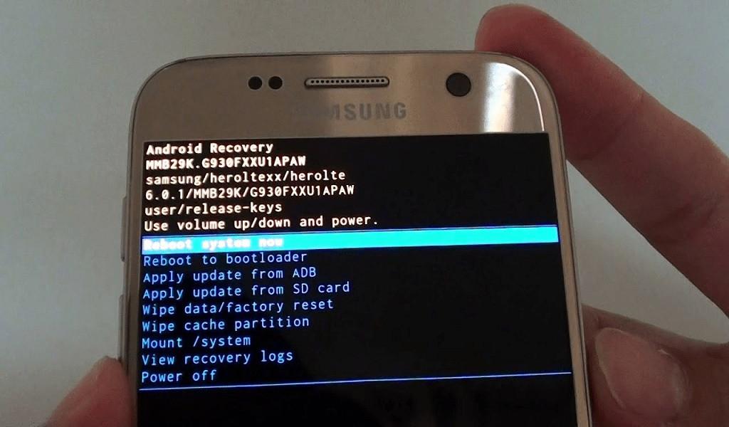 Como redefinir a fábrica ou redefinir o Samsung Galaxy facilmente?