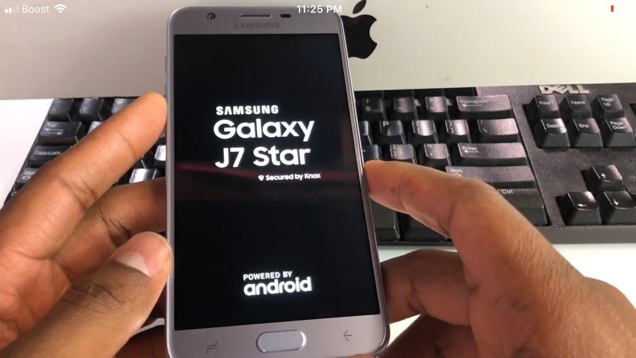 Como corrigir o problema de tela preta do Samsung Galaxy