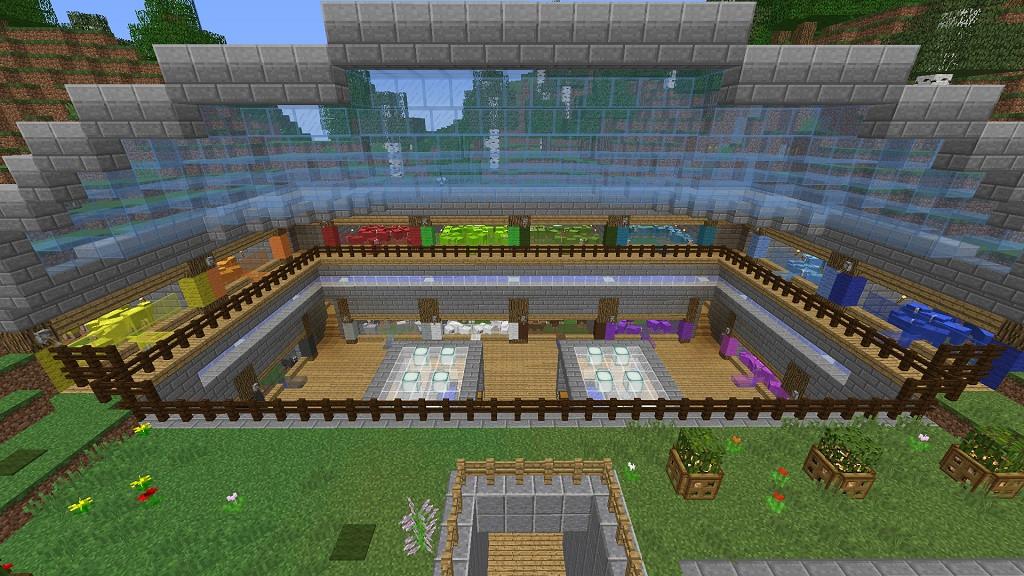 ¿Cómo hacer una granja de animales en Minecraft? - Crafteo granja