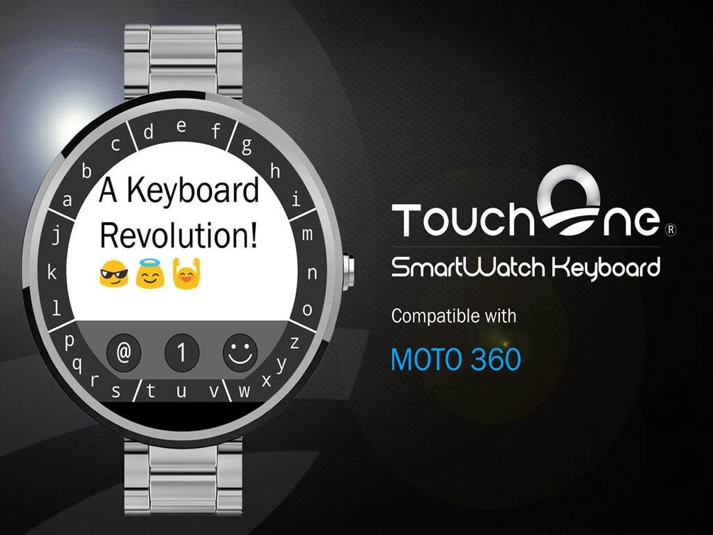 ¿Cuáles son los mejores teclados para instalar en SmartWatch Android Wear?