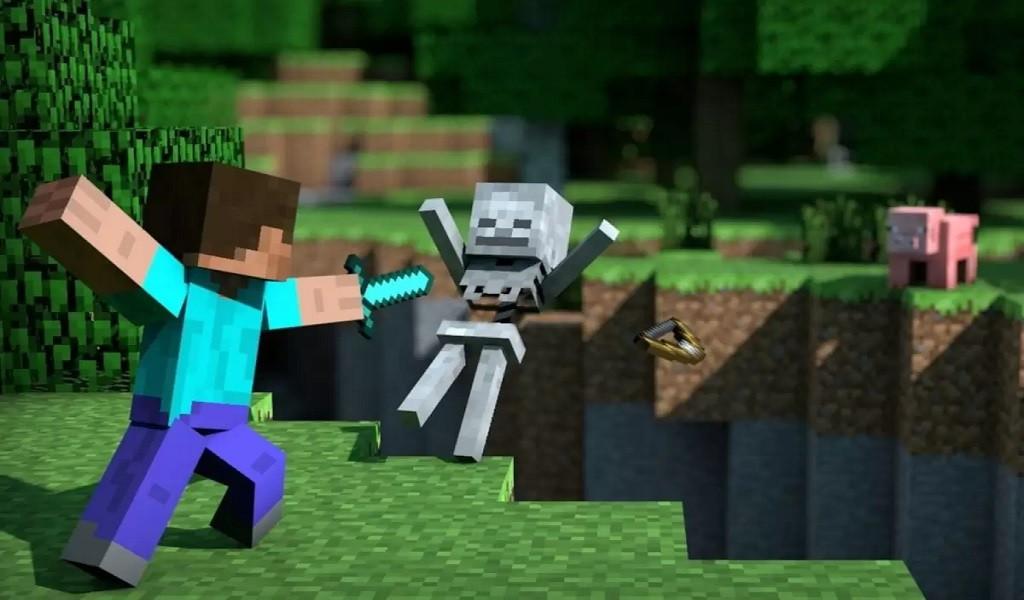 ¿Cómo hacer la mejor metralleta en Minecraft? - Crafteo metralleta
