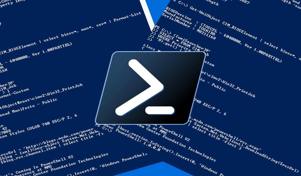 ¿Cómo hacer listar eventos de encendido y apagado de Windows con PowerShell?