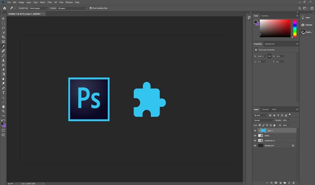 ¿Cómo activar las líneas de guía, márgenes y reglas en Photoshop?