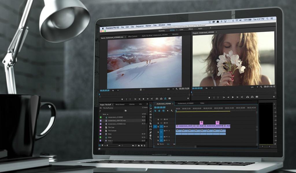 ¿Cómo Hacer una Mezcla de Audio Avanzada en Premiere pro?