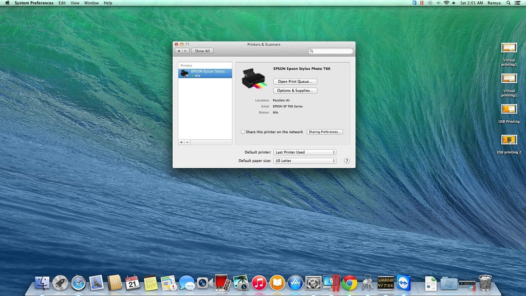 Como baixar e instalar drivers de impressora no Mac, rápido e fácil