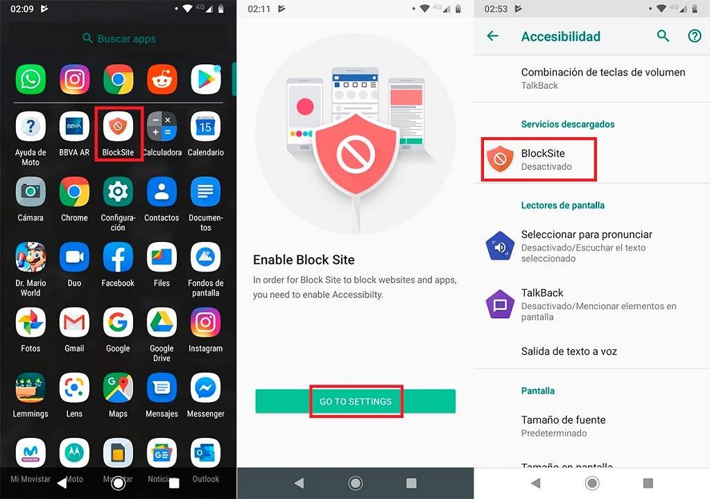 ¿Cómo bloquear una página web específica en mi celular Android fácilmente?