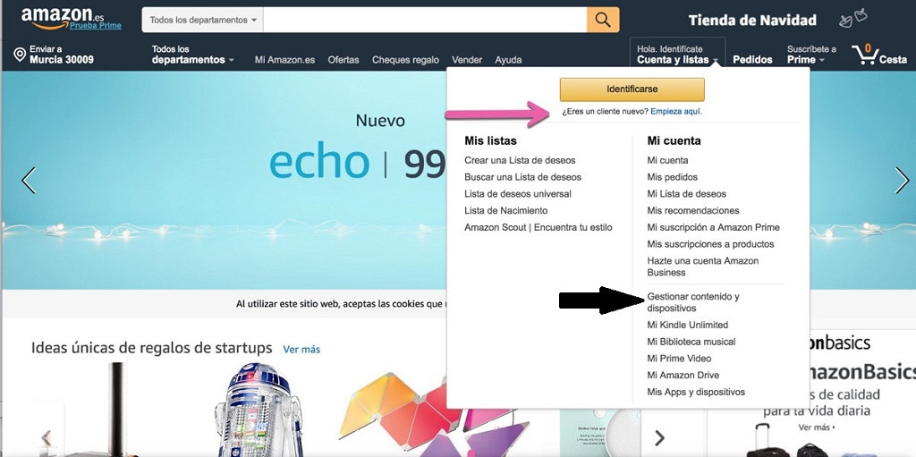 compartir libros kindle