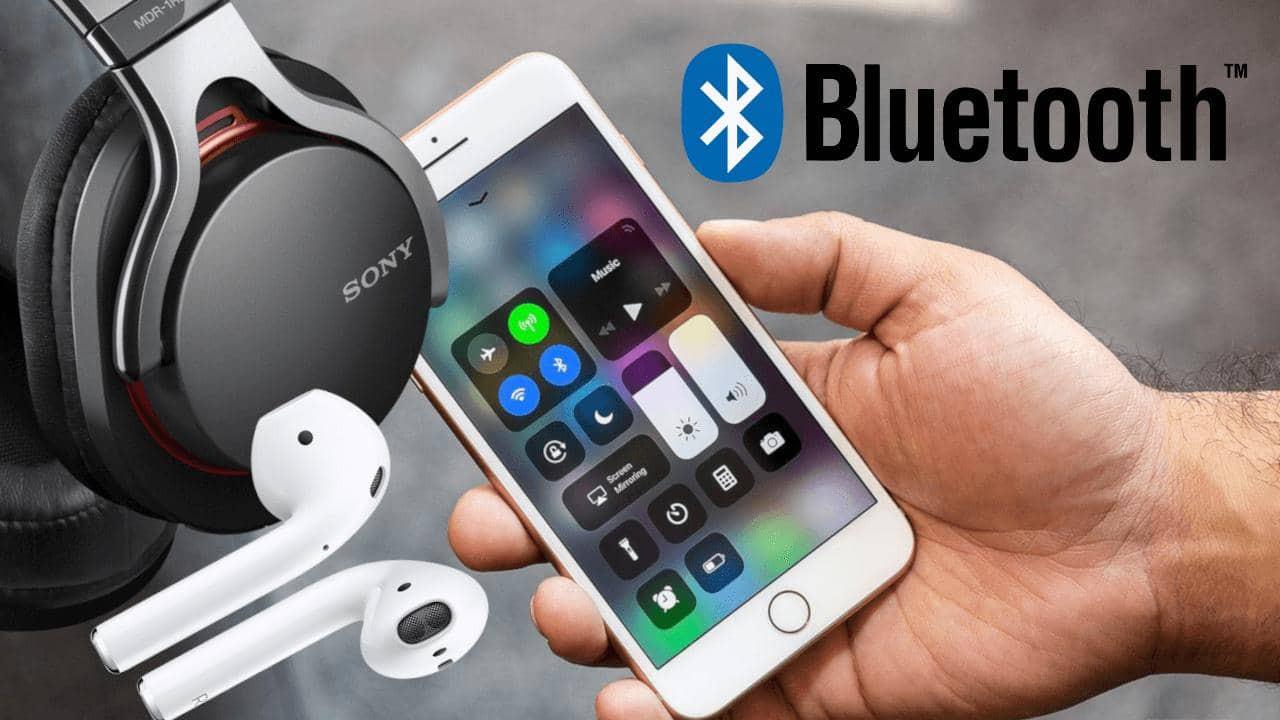 reproducir musica bluetooth iPhone