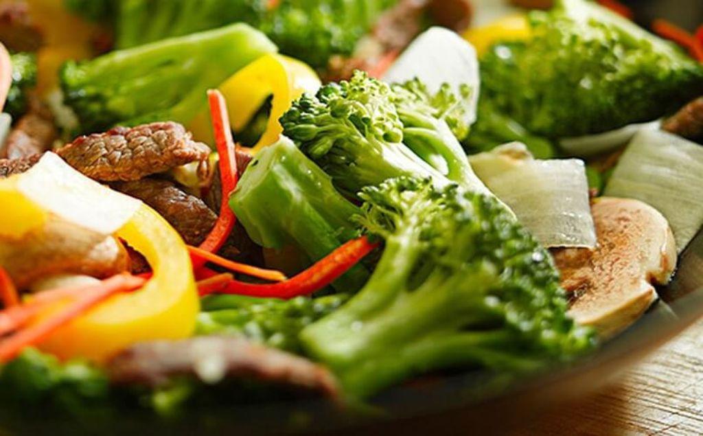come en sindelantal todo lo saludable