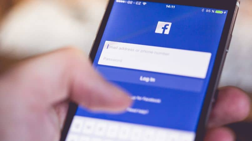 facebook inicio sesion