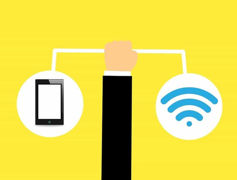 solucionar problema sin conexion internet movil